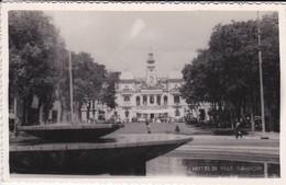 VIÊT-NAM-----SAIGON---HÔ-CHI-MINH-VILLE--hôtel De Ville--voir 2 Scans - Viêt-Nam