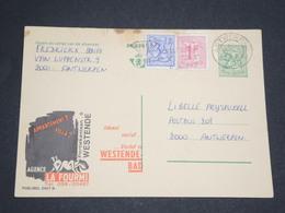BELGIQUE - Entier Postal Publibel De Anvers - L 13517 - Stamped Stationery