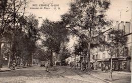 CHOISY-LE-ROI AVENUE DE PARIS - Choisy Le Roi