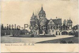 AK Schloss Primkenau 1906 Schlesien Przemków - Schlesien