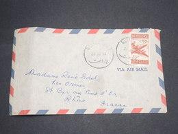 LIBAN - Enveloppe De Beyrouth Pour La France En 1954 - L 13520 - Liban