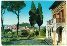 V1888 Campobasso - Panorama Parziale Verso Est / Viaggiata 1968 - Campobasso