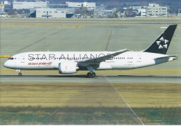 Air India Star Alliance VT-ANU B787 - 1946-....: Moderne