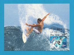 Australien 2006  Mi.Nr. 2685 , Free-spirited - Surfer  - Maximum Card - First Day 18 JULY 2006 - Maximum Cards