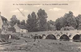 21 - COTE D OR / Gissey Sur Ouche - 214636 - Le Pont - Petit Plan Scieurs De Long - Autres Communes