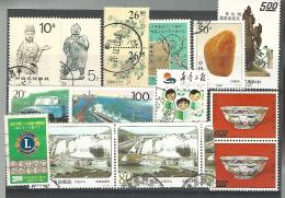 54978 ) Collection China Postmark - China