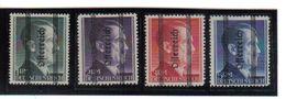 DEL1170 ÖSTERREICH 1945 MICHL 693 I /696 I ANK 693/96 I ** Postfrisch MIT ATTEST STURZEIS KATALOGPREIS 800,00 € - 1945-.... 2. Republik