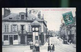 REIMS SIX CADRANS - Reims