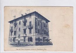 CASA SUL VIALE PRINCIPESSA JOLANDA DI FINALELIGURE(PIA).-CIRCULEE-ITALY ITALIE-RARE-TBE-BLEUP - Vaticaanstad