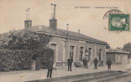 78 - Le Perray - Intèrieur De La Gare : Achat Immédiat - Le Perray En Yvelines
