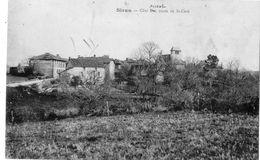 SIRAN COTE OUEST ROUTE DE SAINT-CERE - France