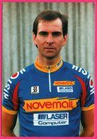 Cycliste - Cyclisme - MARC SERGEAN - Laser Computer - Sponsors - Pub - Ciclismo