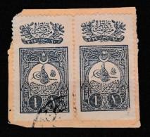 (OT) Ottoman Postal History Fragment - Used Stamps