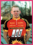 Cycliste - Cyclisme - MICHAEL SKELDE - PSV Team Colgone - Sponsors - Pub - Ciclismo