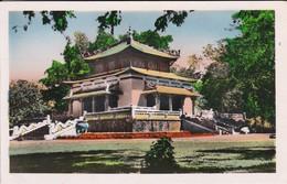 VIÊT-NAM-----SAIGON---HÔ-CHI-MINH-VILLE-temple En Souvenir Des Guerriers Vietnamiens-voir 2 Scans - Viêt-Nam