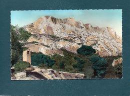 Environs D'Aix En Provence Sur La Route De Saint-Antonin - Le Massif De Sainte-Victoire Et L'Oratoire De L'Hubac - France