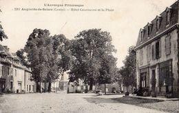 ANGLARDS-DE-SALERS HOTEL CHASSAGNE ET LA PLACE - France