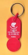 SHOPPING CART TOKEN / JETON DE CADDIE - AP - ARTESANAL PESCA - FILETES DE PEIXE-ESPADA / PORTUGAL / 02 - Trolley Token/Shopping Trolley Chip