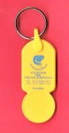 SHOPPING CART TOKEN / JETON DE CADDIE - AP - ARTESANAL PESCA - FILETES DE PEIXE-ESPADA / PORTUGAL / 04 - Trolley Token/Shopping Trolley Chip