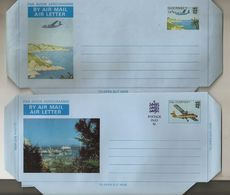 AEROGRAMME GUERNESEY  14 ,50 Et 20 P - Other Collections