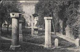 GAND-GENT - Ruines De L'Abbaye St-Bavon - Oblitération De 1908 - Gent
