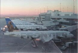 Frontier Airlines A319 N951FR - 1946-....: Moderne