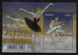 FRANCE Feuillet N° 5084  Oblitere Danse Ballet Le Lac Des Cygnes - Arte