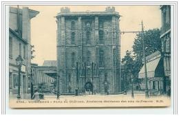 VINCENNES - Porte Du Château, Ancienne Résidence Des Rois De France - Cinéma - Vincennes