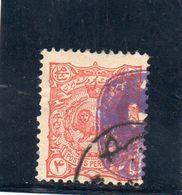IRAN 1900-1 O - Iran