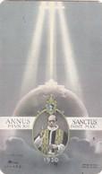 SANTINO - ANNUS  PIVS XII -SANCTUS PONT. MAX - Devotion Images