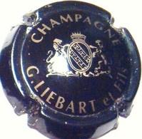 Liebart G. Et Fils N°7, Noir Et Or, Queue Du Lion Fine - Champagne