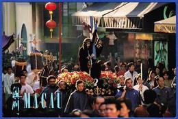 Macau / Macao - PROCISSÃO DE NOSSO SENHOR DOS PASSOS - Cina
