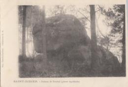SAINT DIDIER         DOLMEN DE BOEUFNIL           PIONNIERE - Dolmen & Menhirs