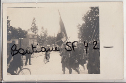 THILLOIS        CARTE PHOTO   N° 2  MANOEUVRE  SEPTEMBRE  1906 - France