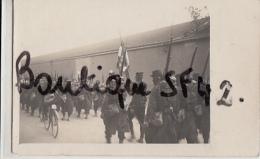 THILLOIS        CARTE PHOTO   N° 3  MANOEUVRE  SEPTEMBRE  1906 - France