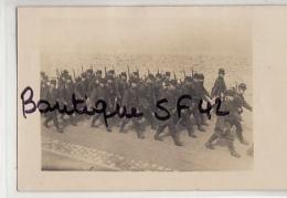 THILLOIS        CARTE PHOTO   N° 4  MANOEUVRE  SEPTEMBRE  1906 - France