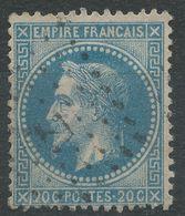 Lot N°40844  N°29B, Oblit Losange Ancre - 1863-1870 Napoleone III Con Gli Allori