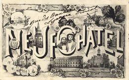 76)    NEUFCHATEL - Neufchâtel En Bray