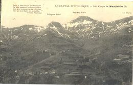 France - Cantal - Le Cantal Pittoresque - Le Cirque De Mandailles - Nº 248 - 4661 - France