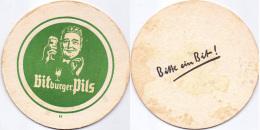 #D195-230 Viltje Bitburger - Sous-bocks