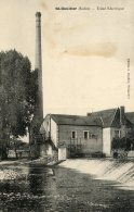 V11844 Cpa 36 Saint Gaultier - Usine Electrique - Non Classés