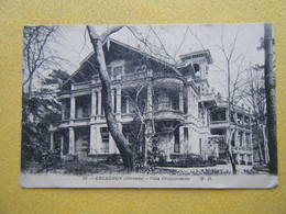 ARCACHON. La Villa Graigcrostan. - Arcachon