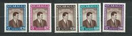 Nicaragua   - Aérien -  Série - Yvert N° 358   à   362     5   Valeurs **   -  Po58203 - Nicaragua