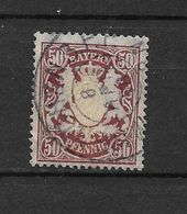 LOTE 1655  ///  (C010)  ALEMANIA BAYERN   YVERT Nº: 70 - Bavaria
