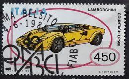 ITALIA 1985 Italian Vehicles. USADO - USED. - 1981-90: Usati