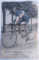 CPA - CYCLISME-TOUR DE FRANCE- PAUL DEMAN (Signé) - Cycling