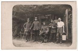 Nr.+  384,  FOTO-AK, WK I, - Guerre 1914-18