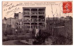 0566 - Paris ( XIIIe ) - Dispensaire Des Mutualistes - Fondation Emile Loubet - Cure D'air - N°456 - - Arrondissement: 13