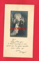 Image Religieuse & Pieuse & Généalogie ...  Souvenir De Communion De Odette PATRY En 1917 Eglise De TINCHEBRAY - Devotion Images