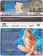 304/ San Marino; Castle - San Marino